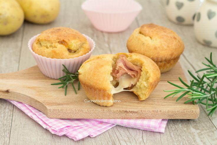 muffin di patate