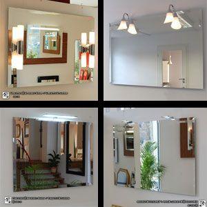 Wandspiegel online kaufen im Glas und Spiegel nach Maß Online-Shop