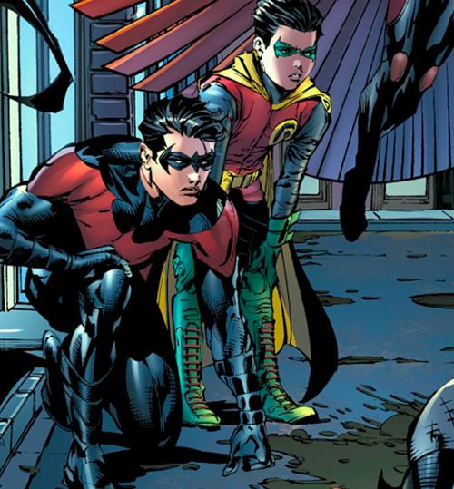 Found on xs-prince tumblr comDick Grayson New 52 Nightwing