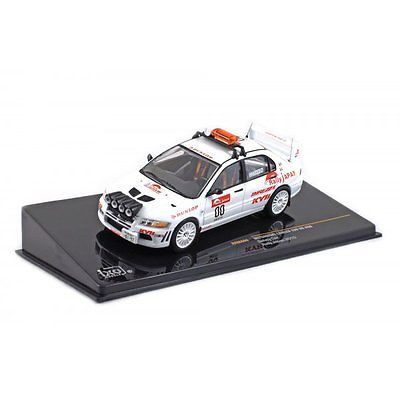 Ixo 1:43 #mitsubishi #lancer evo vii safety car rally #japan 2010,  View more on the LINK: http://www.zeppy.io/product/gb/2/151786779289/