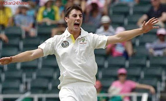 India vs Australia 2017: Pat Cummins called into squad in place of Mitchell Starc