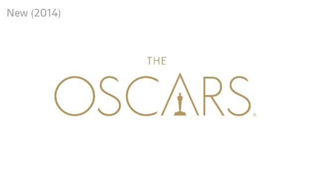The Oscars New Logo (2014)