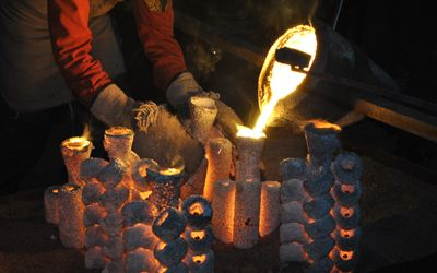 Investment casting is process makes casting of particularly complex parts, with good finishing surface. And it is complicated process also. Investment Casting is a manufacturing Process that is used to produce a great variety of components for a wide range of industries.