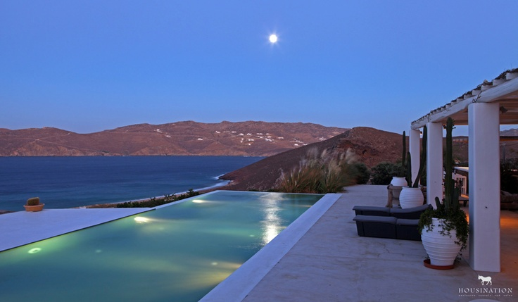 Housination Greek Luxury Villas, Mykonos Villa Pacino.