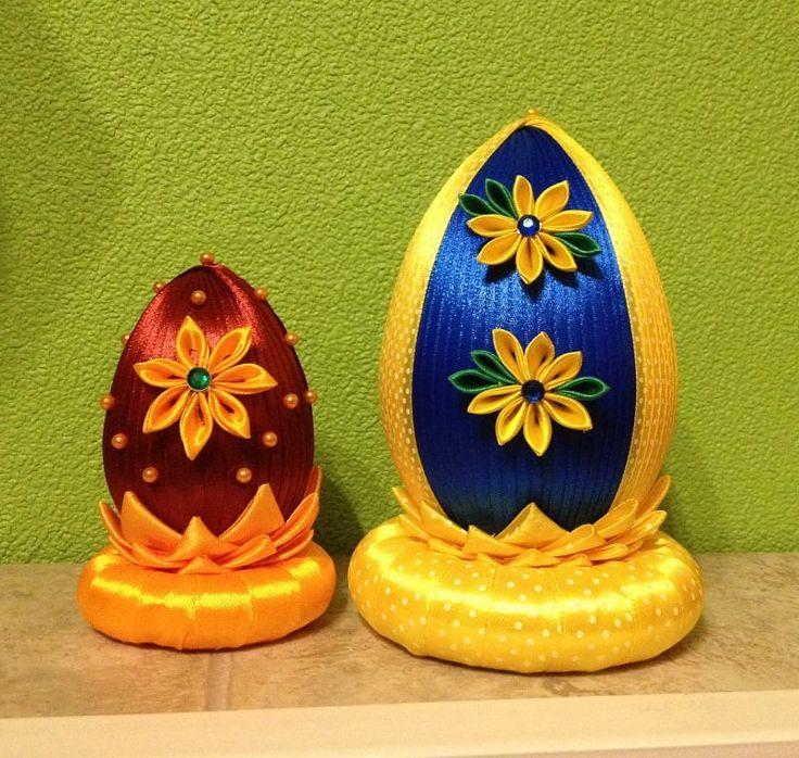 Jajka 12 cm i 8 cm