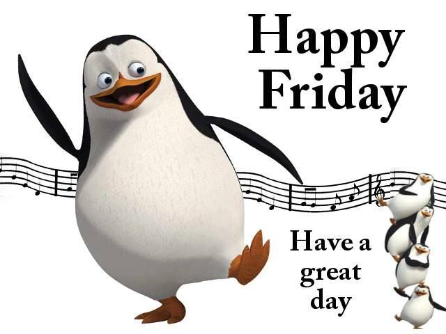 GOOD HAPPY FRIDAY MORNING SISTA'S !  ~~~   DO THE HAPPY DANCE!  ~~~  HAVE A GREAT GREAT DAY!  ~~~ LOVE YOU ALL!