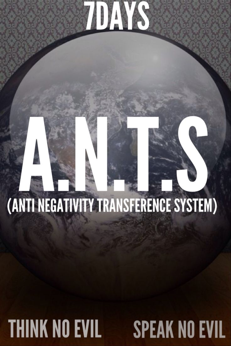 Ok Join the A.N.T.S !!!!    ( no not those ants ! ) The Incredible   mental Movement with Amazing results!!!!!   6. Simple rules   1. just Copy this pic and use it as a Lockscreen on your phone for 7 days!!  2. No negative thoughts or emotions 3. No Negative words or comments 4. Focus only on the positive ! 5. Be a Kid for 7 days !! 6. Pass it on   And the mission begins   Yeah this is a tough one but nothing beats a failure but a dang good try :-)     Lets Go !!!!