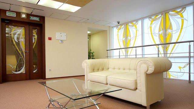 Sierglas voor binnen- en buitendeuren of ramen   Vigoureux Glaswerken