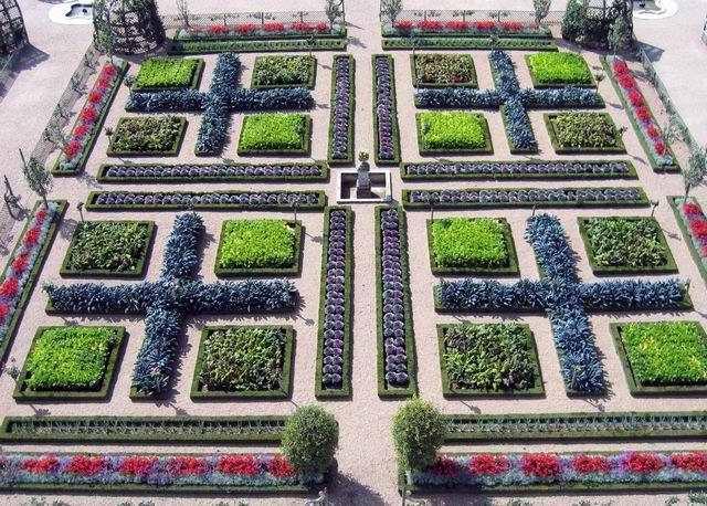 Renaissance moes tuin