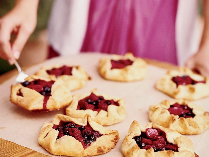 Blueberry-Raspberry Tart | Food & Wine goes way beyond mere eating and drinking. We're on a mission to find the most exciting places, new experiences, emerging trends and sensations.