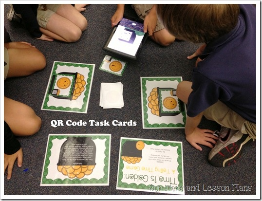 QR Codes in the Elementary Classroom...easy to follow instructions!