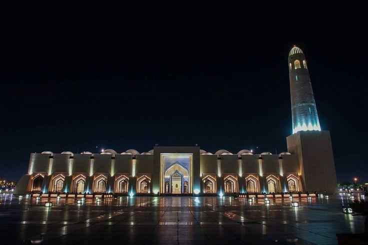 Grand #Mosque  #Doha #Qatar @tal7a #SeeMyMosque #Qatarism