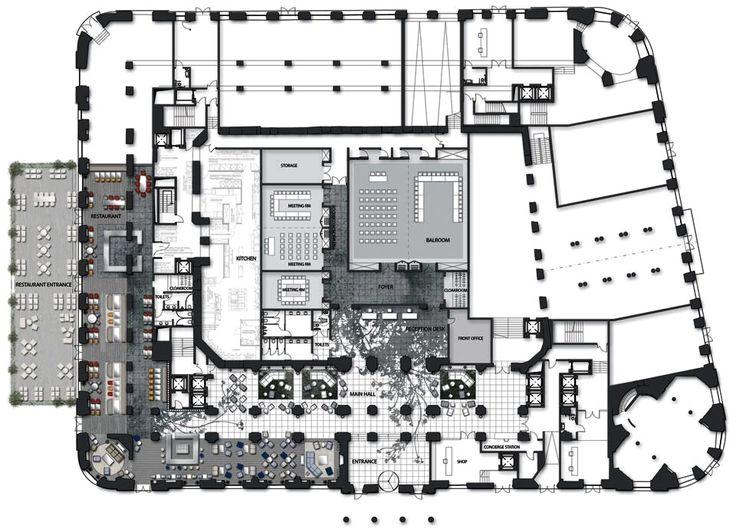 Raffles Europejski Warsaw With Images Hotel Floor Plan