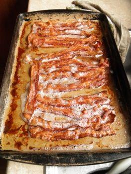 Bake your bacon!