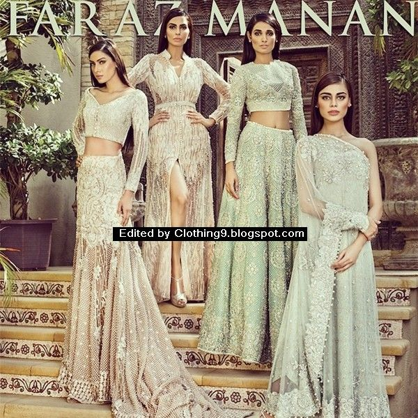 Image result for faraz manan party wear collection 2016