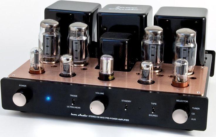 icon audio valve amp. sexy. #amplifier #valve
