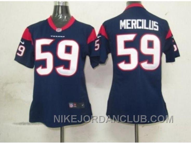 http://www.nikejordanclub.com/nike-women-nfl-jerseys-houston-texans-59-mercilus-blue-cbmga.html NIKE WOMEN NFL JERSEYS HOUSTON TEXANS #59 MERCILUS BLUE CBMGA Only $23.00 , Free Shipping!
