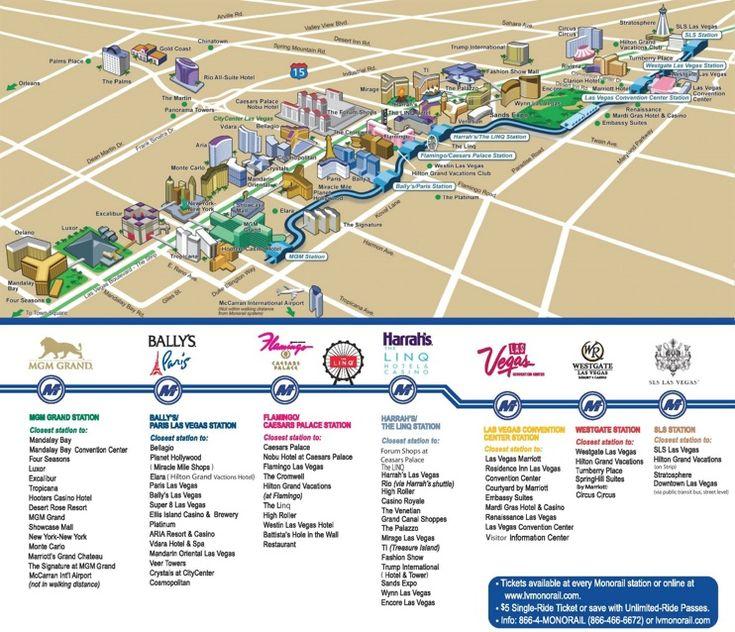 Best 25 Las Vegas Casino Map Ideas On Pinterest: Las Vegas Casino Map 2017 At Infoasik.co