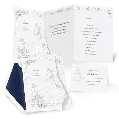Pretty! Http://personalizedinvitations.michaels.com/Wedding Invitations/