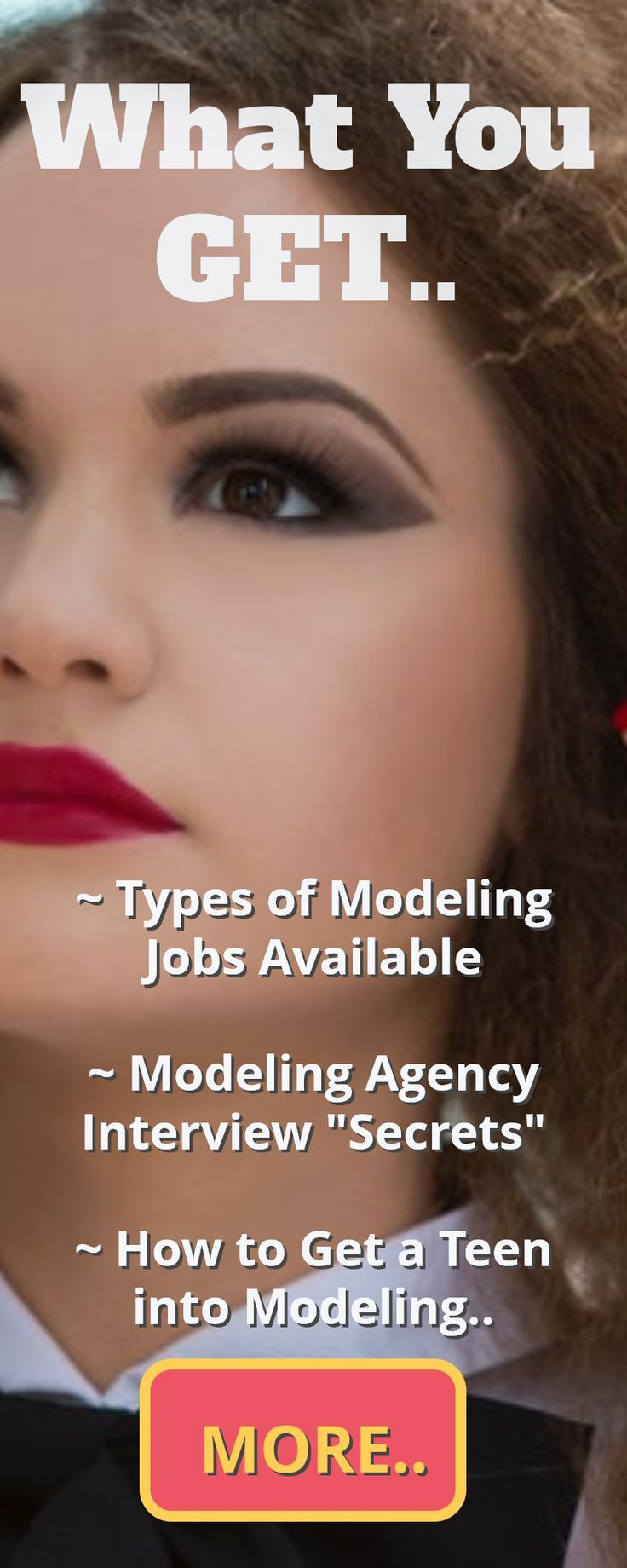 Becoming a teen model topic
