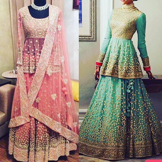for custom bridal and party wears email zifaafstudio@gmail.com visit us at…