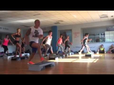 "ALESSANDRO MUÓ - ""FUNCTIONAL STEP"" @ HAWAIIAN FIT PARTY 2 - YouTube"
