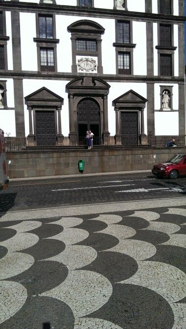 Rådhuset i Funchshal, Madeira