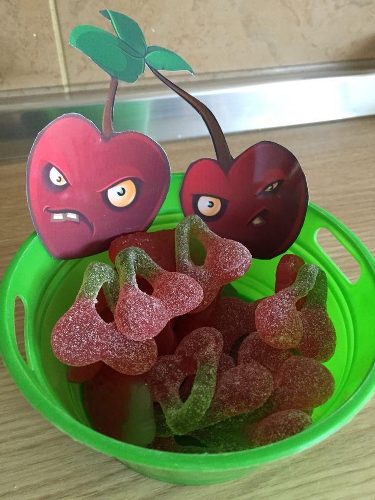 Cherry bomb plants vs zombies                                                                                                                                                                                 More