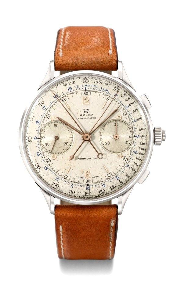 Rolex circa 1940s                                                                                                                                                      More