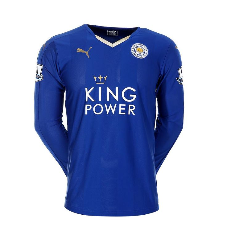 Puma 15/16 - Adults Home L/S Shirt