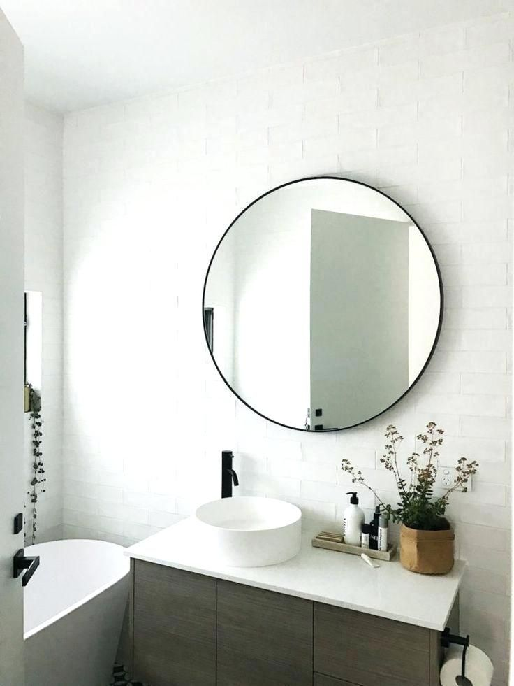40 Popular Bathroom Mirror Ideas Vanity Twin Mirror Modern