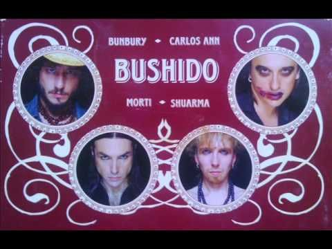 BUSHIDO - L´amour