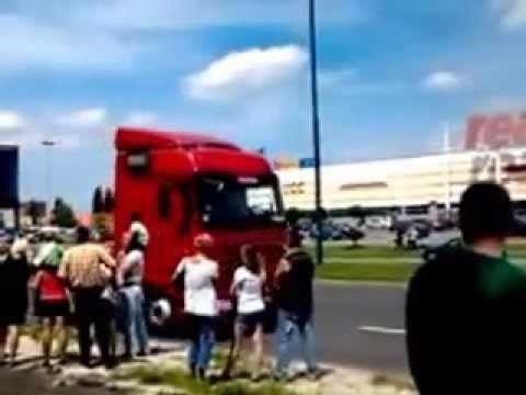 Zlot Trakerski Kraków - Trucker rally Krakow