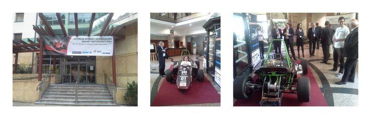 Kolejna konferencja zakończona sukcesem! :) Tym razem było to spotkanie branży motoryzacyjnej organizowanej przez TÜV NORD Polska.