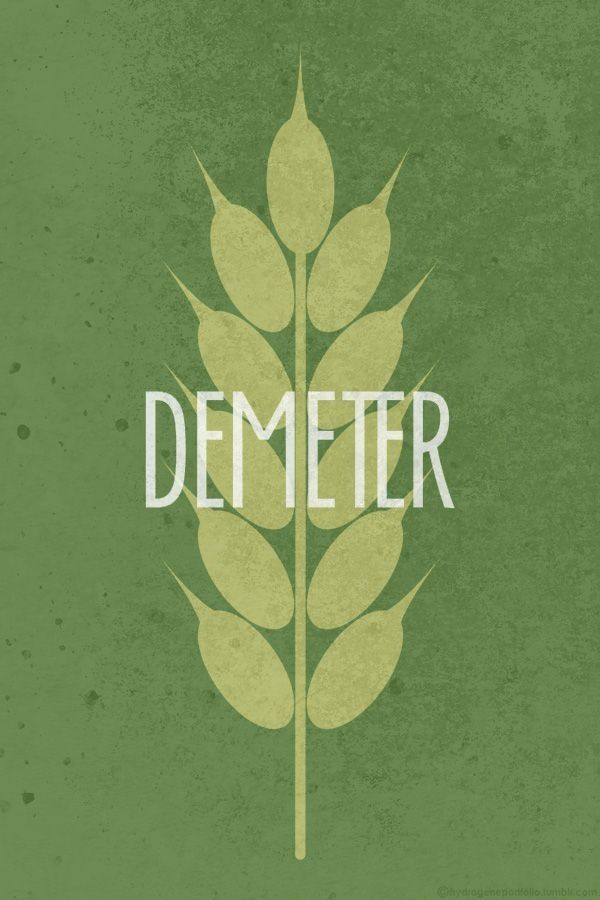Cabin 4: Demeter. Roman form: Ceres. Hunter is Greek and Head counselor. Members of cabin: •Hunter, Greek. •