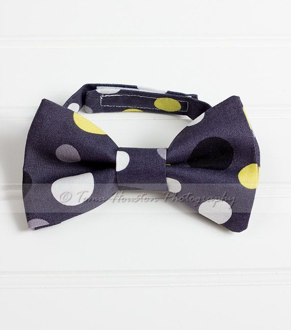 Boy's Bow Tie Newborn Baby Child Citron by Tomastutusandthings, $10.50: Newborn Baby, Polka Dots, Boys Bows, Bows Ties, Baby Child, Bow Ties, Ties Newborn, Child Citron