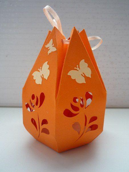Ideas para el hogar: Caja de presentación de regalos paso a paso con plantilla …