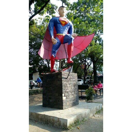 Supermaaaaaaan!!! Taman Super Hero Bandung
