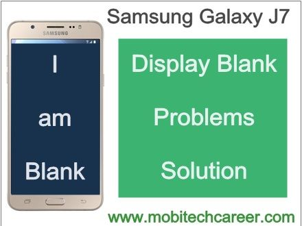 Samsung Repair - Galaxy J7 Phone Blank Display Screen Repair in Hindi http://ift.tt/2uoLgik