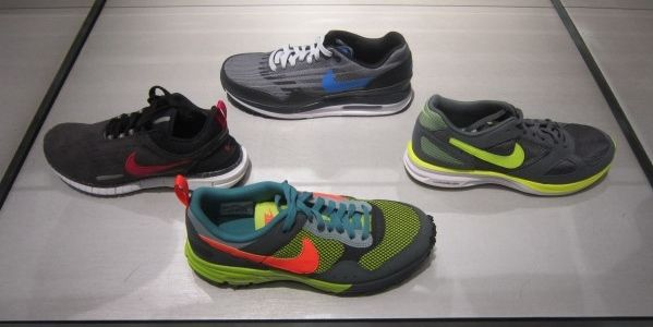 Sneakers by @Nike #Nike #sneakers #sport #shoes #FolliFollie #FW14collection