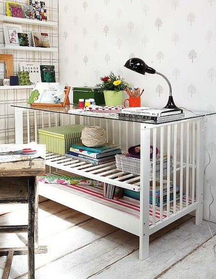 everything with a crib. WOW!!!