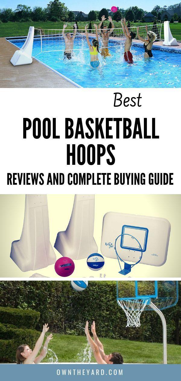 The Best Pool Basketball Hoops In 2020 Outdoor Play Areas Pool