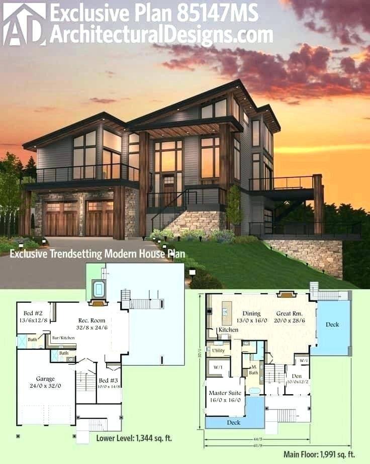 29 Best Modern Dream House Exterior Designs You Will Amazed Modern Minimalist House House Exterior Facade House