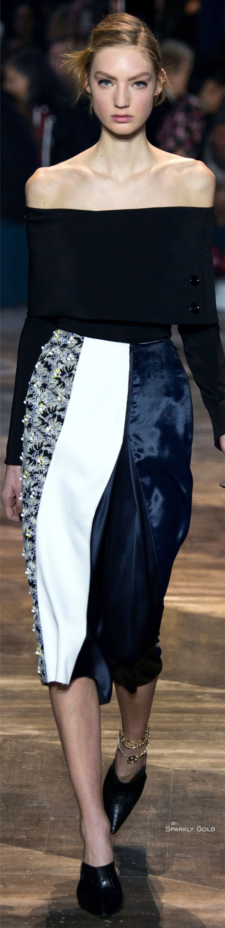 Christian Dior Spring 2016 Couture