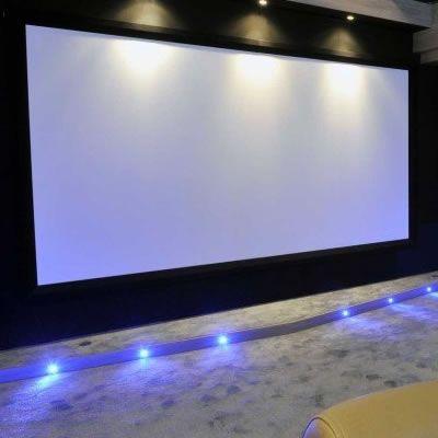 Les 25 meilleures id es de la cat gorie home cin ma sur pinterest ensembles - Creer sa salle de cinema ...
