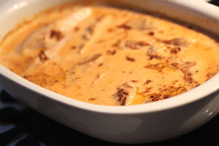 Rosépeppar kyckling | Bakverk och Fikastunder | Mama bloggar