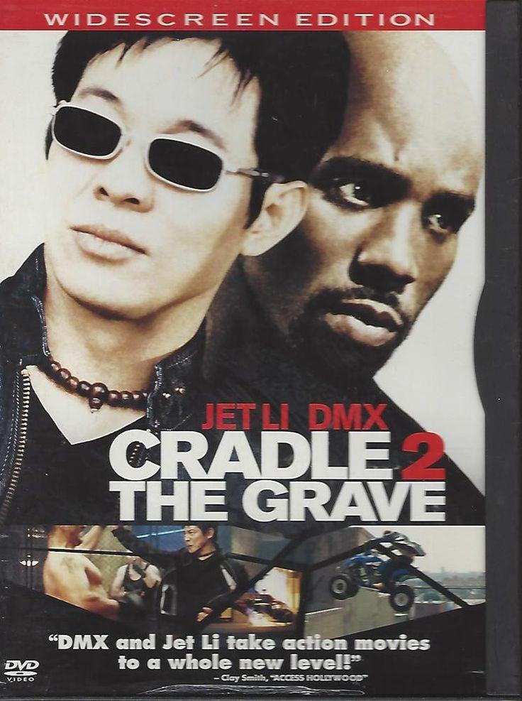 Cradle 2 the Grave (DVD, 2003, Widescreen) Jet Li, DMX, Mark Dacascos