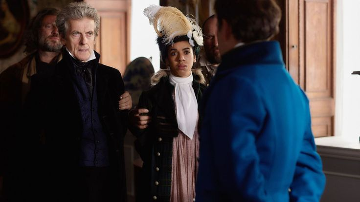 """""""Thin Ice"""" · Doctor Who · TV Review Doctor Who hasn't been this fun in ages—or this serious · TV Club · The A.V. Club"""