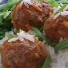 Slow Cooker Porcupine Meatballs... Great recipe! Cooked on high for 3 1/2 hrs. Definitely would recommend you pre-make the meatballs to save time. Might cut down the cayenne pepper next time.