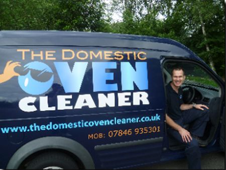 Specialist oven cleaning company in Beds, Herts & Bucks. The Domestic Oven Cleaner offers an excellent Aga cleaning service too. Oven cleaning company for your area